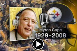 Myron Cope WTAE Obituary Segment